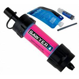 Vodní filtr Sawyer Mini Filter Pink
