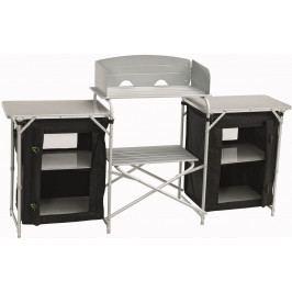 Kuchyně Outwell Camrose Kitchen Table Barva: Černá/Stříbrná