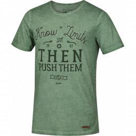 Pánské triko Husky Tempu M Velikost: L / Barva: zelená