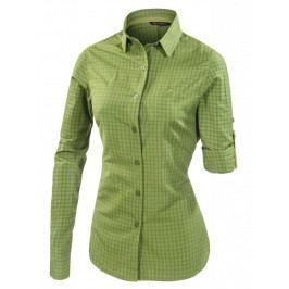 Dámská košile Ferrino Perinet Long Sleeve Woman Velikost: XS / Barva: zelená