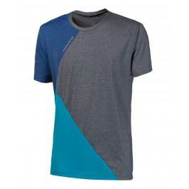 Pánské triko Progress Cruiser 23CL Velikost: XL / Barva: šedá/modrá