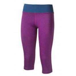 Dámské 3/4 kalhoty Progress Betty 3Q 23TM Velikost: S / Barva: fialová