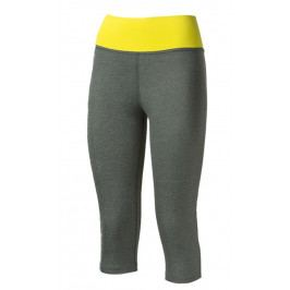 Dámské 3/4 kalhoty Progress Betty 3Q 23TM Velikost: M / Barva: šedá