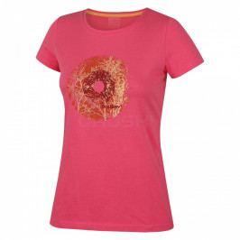 Dámské triko Husky Tarja L Velikost: M / Barva: růžová