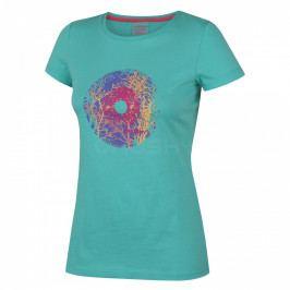 Dámské triko Husky Tarja L Velikost: L / Barva: modrá
