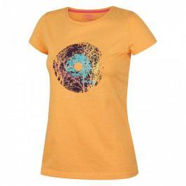 Dámské triko Husky Tarja L Velikost: L / Barva: oranžová