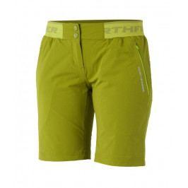 Dámské kraťasy Northfinder Mikayla Velikost: XL / Barva: zelená