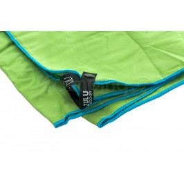 Ručník Zulu Light 60x120 cm Barva: zelená
