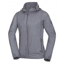 Pánská bunda Northfinder Levi Velikost: XXXL / Barva: šedá