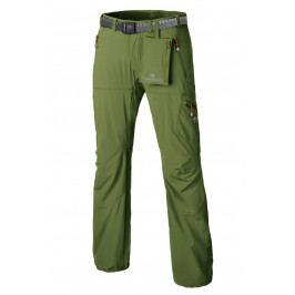 Pánské kalhoty Ferrino Hervey Pants Man Velikost: XS (44) / Barva: světle zelená