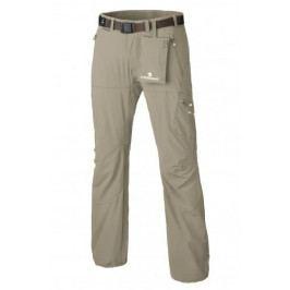 Pánské kalhoty Ferrino Hervey Pants Man Velikost: S (46) / Barva: béžová