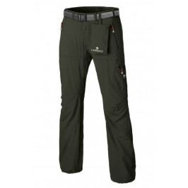 Pánské kalhoty Ferrino Hervey Pants Man Velikost: S (46) / Barva: zelená