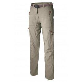 Dámské kalhoty Ferrino Hervey Pants Woman Velikost: XXL (50) / Barva: béžová