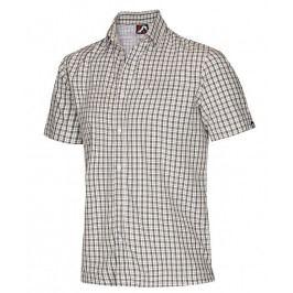 Pánská košile Northfinder Makhi Velikost: L / Barva: šedá