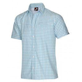 Pánská košile Northfinder Makhi Velikost: XL / Barva: modrá