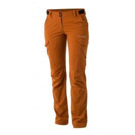 Dámské kalhoty Northfinder Trinity Velikost: XL / Barva: hnědá