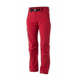 Dámské kalhoty Northfinder Olive Velikost: S / Barva: červená