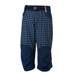 Pánské 3/4 kalhoty Northfinder Keaton Velikost: L / Barva: modrá