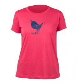 Dámské triko Northfinder Evalyn Velikost: M / Barva: růžová