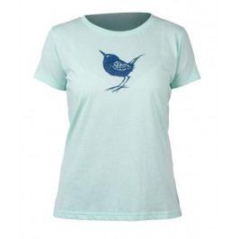 Dámské triko Northfinder Evalyn Velikost: M / Barva: světle modrá