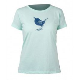 Dámské triko Northfinder Evalyn Velikost: L / Barva: světle modrá