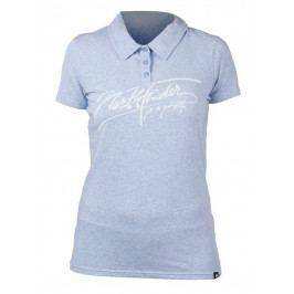 Dámské triko Northfinder Esther Velikost: S / Barva: světle modrá