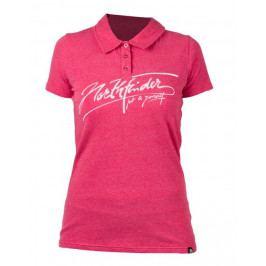 Dámské triko Northfinder Esther Velikost: L / Barva: růžová