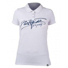 Dámské triko Northfinder Esther Velikost: XL / Barva: bílá