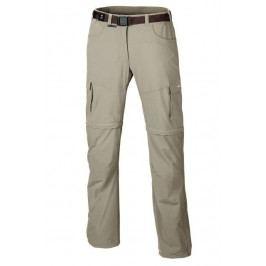Dámské kalhoty Ferrino Ushuaia Pants Woman Velikost: M (44) / Barva: béžová