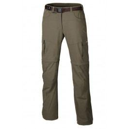 Dámské kalhoty Ferrino Ushuaia Pants Woman Velikost: L (46) / Barva: hnědá