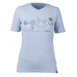 Dámské triko Northfinder Teresa Velikost: S / Barva: světle modrá