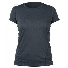 Dámské funkční triko Northfinder Aryana Velikost: XL / Barva: černá