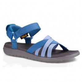 Dámské sandály Teva Sanborn Sandal Velikost bot (EU): 36 (5) / Barva: modrá/šedá
