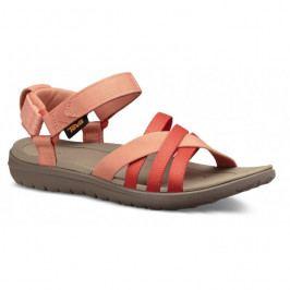 Dámské sandály Teva Sanborn Sandal Velikost bot (EU): 38 (7) / Barva: šedá/růžová