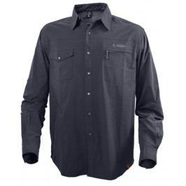 Pánská košile Warmpeace Moody Velikost: M / Barva: šedá