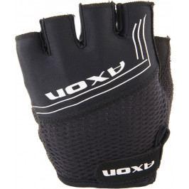 Cyklorukavice Axon 350 Velikost: XL / Barva: černá