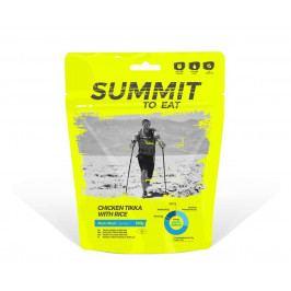 Summit to Eat - kuře Tikka s rýží 126 g