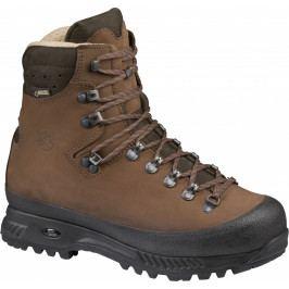 Pánské boty Hanwag Alaska GTX Velikost bot (EU): 44,5 (UK 10) / Barva: hnědá