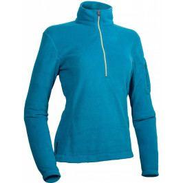 Dámský pulover Warmpeace Gaia Lady Velikost: M / Barva: modrá