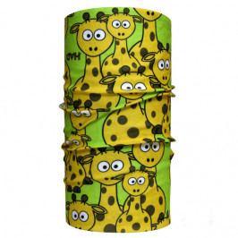 Dětský multifunkční šátek H.A.D. Giraffe