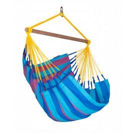 Houpací sedačka La Siesta Sonrisa Basic Barva: modrá/růžová