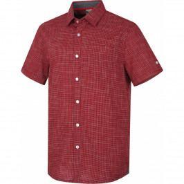 Pánská košile Husky Grimy M Velikost: M / Barva: červená
