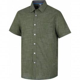 Pánská košile Husky Grimy M Velikost: L / Barva: zelená