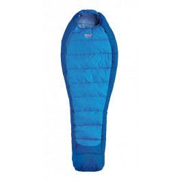 Spacák Pinguin Mistral 185 cm Barva: modrá / Zip: Pravý / Velikost spacáku: 185cm