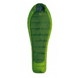 Spacák Pinguin Mistral 185 cm Barva: zelená / Zip: Levý / Velikost spacáku: 185cm