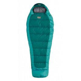 Spacák Pinguin Trekking 205 cm Barva: modrá / Zip: Levý / Velikost spacáku: 205 cm