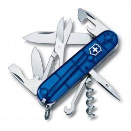 Nůž Victorinox Climber Barva: modrá transparentní