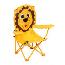 Dětské kempingové křeslo Bo-Camp lev