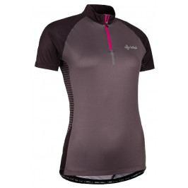 Dámský cyklistický dres Kilpi Rusha-W Velikost: XXL (44) / Barva: GRY