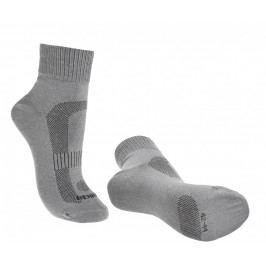 Ponožky Bennon Sock Air Velikost ponožek: 39-41 / Barva: šedá
